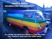 The Pride Bus