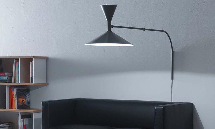 Lampada Lampe de Marseille di Le Corbusier