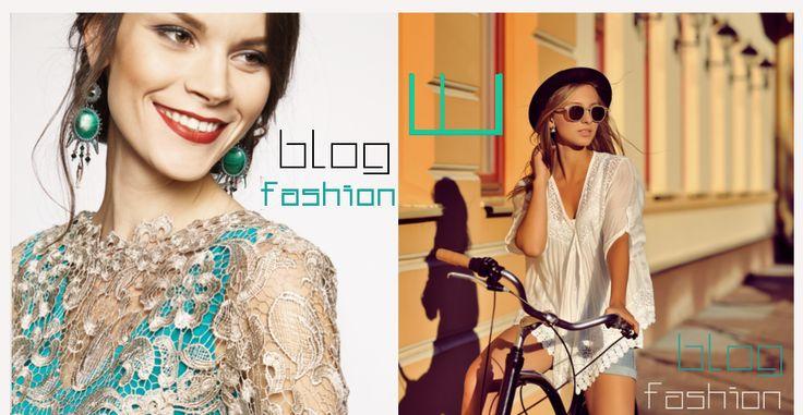 Fashion Blog:: siti web con template Fashion per bloggers di tendenza, piattaforma WordPress con Design Responsive adattabile a smartphone e Tablet