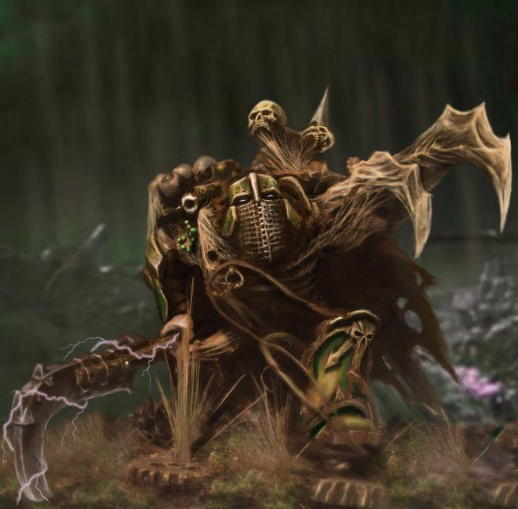 Daemon Prince of Nurgle by FredrikEriksson1 on DeviantArt ...