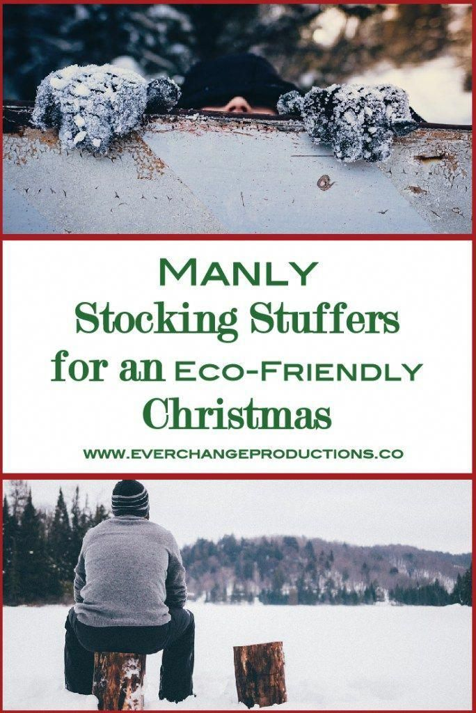MANLY stocking stuffer ideas for the men on your Christmas list