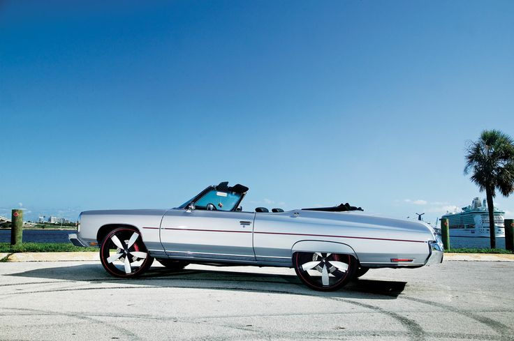 Pimped Out Cars Donk 72 Box Chevy Caprice Classic Charger