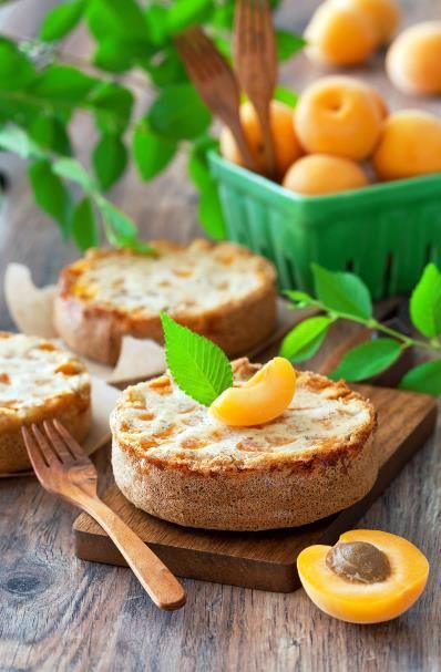 Tartelettes abricot pâte banane