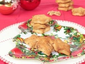 Biscotti salati alle Noci