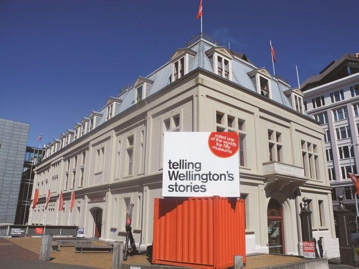 Wellington Museum » WellingtonNZ
