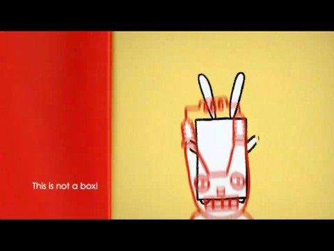Not a Box - YouTube