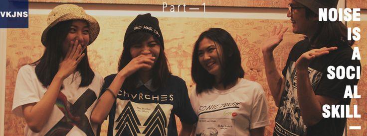 #header #noiseisasocialskill #vakajons #brand #tshirt #band #bandung #indonesia