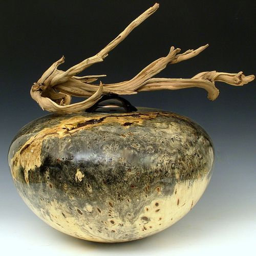 Steven Potts: wood