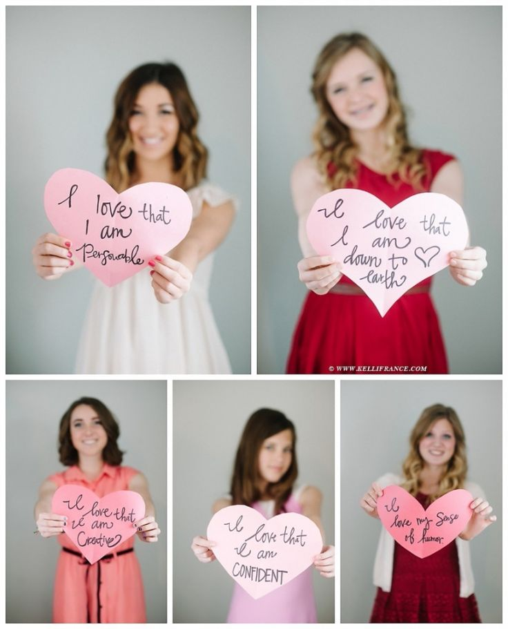 France Photography | Confidence Conversation Hearts | Valentine's Day Photo Shoot