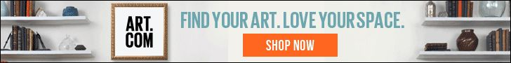 Save 25% on all orders of Art, Prints, Posters, Fine Art, Decorative and More at Art.com (Valid from Sept 1 to Sept 30, 2014) Use promo code AUTUMNART25