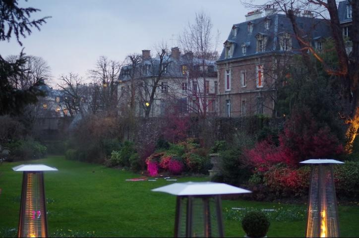 """""""Ambasciata d'Italia a Parigi""""  (Italian Embassy in Paris)"""