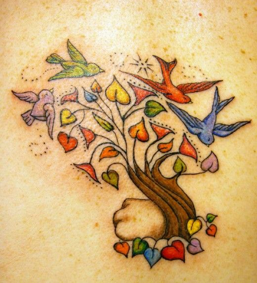 558 Best Images About Ink Me Trees On Pinterest