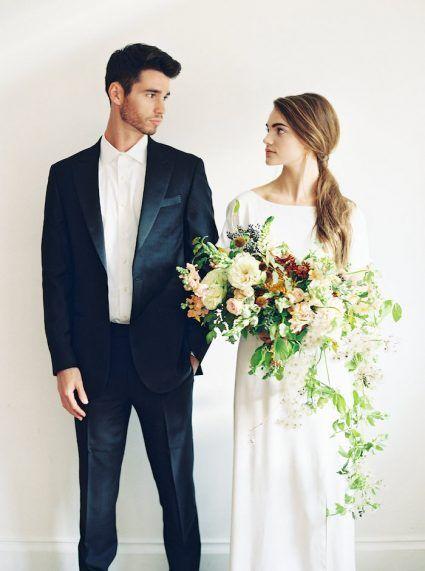 Minimimal Wedding In Charlottesville
