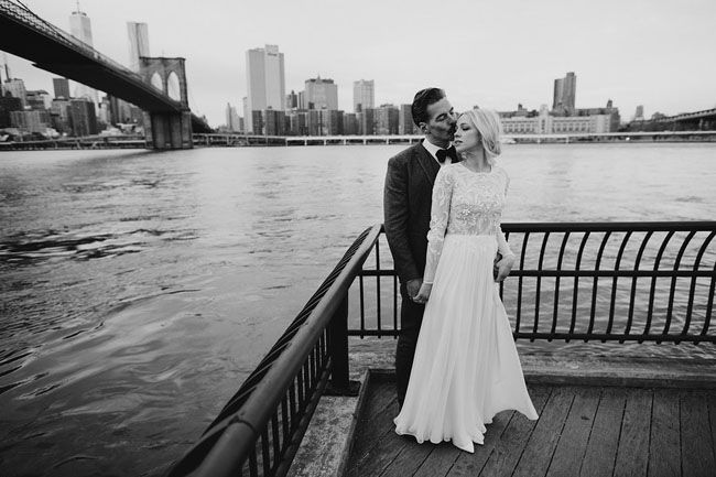 Vintage Bride ~ Brooklyn Wedding ~Inspiration