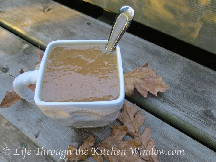 Turkey Gravy | © Life Through the Kitchen Window .com