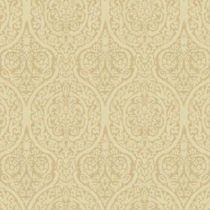 Bright Idea Gold Waverly Wallpaper - Wall Sticker Outlet