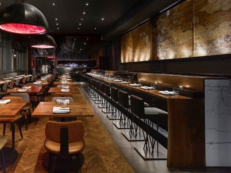 details of the overall and category winners and images of the winning projects from the sixth year of the restaurant and bar design awards in