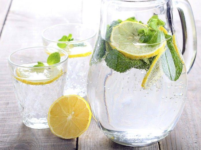 Как пить лимонную воду, чтобы терять вес | Naget.Ru