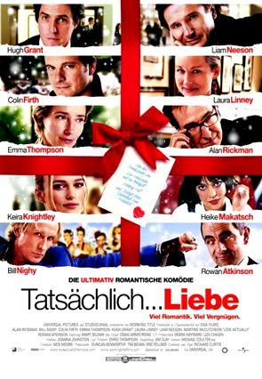 Tatsächlich Liebe - Die schönsten Weihnachtsfilme bei maxdome