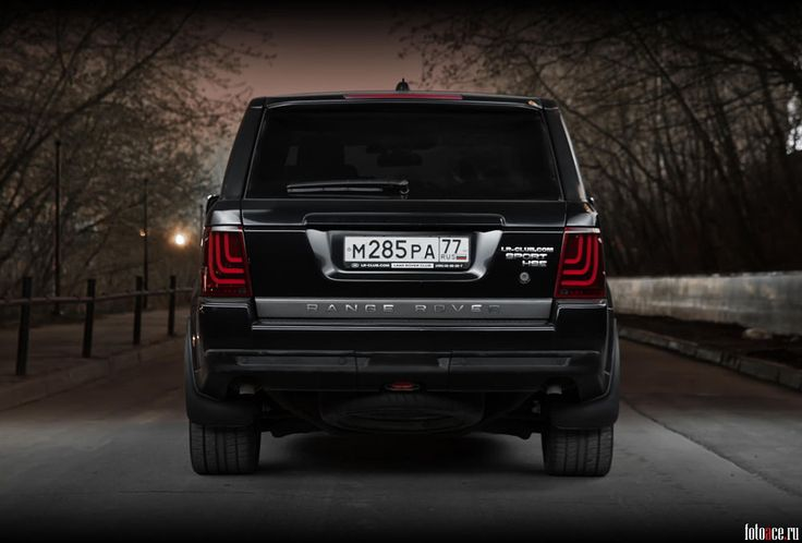 Land Rover - Range Rover SPORT by Andrey Philippov on 500px