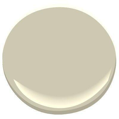 Benjamin Moore Camouflage, beige with green undertones, helps to make a room look bigger. A 2013 color chosen by Benjamin Moore. by natalie.s.turner.7