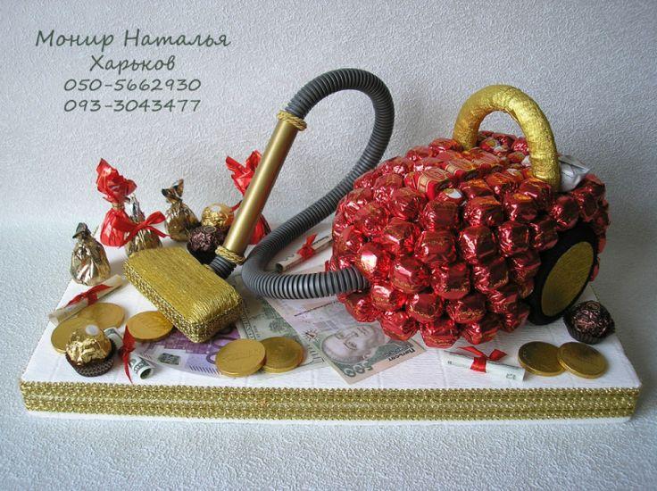 Gallery.ru / Фото #89 - Скульптурные композиции из конфет - monier