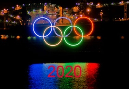 take my boys to the 2020 Olympics!