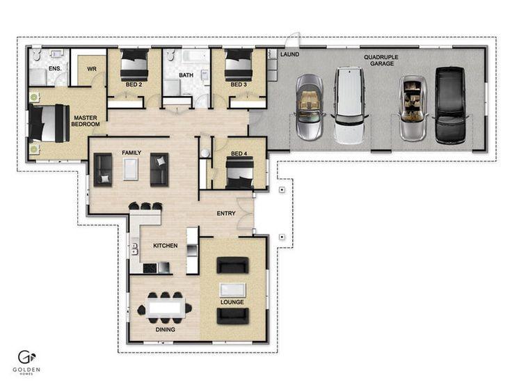 Lexus Floorplan #GoldenHomes