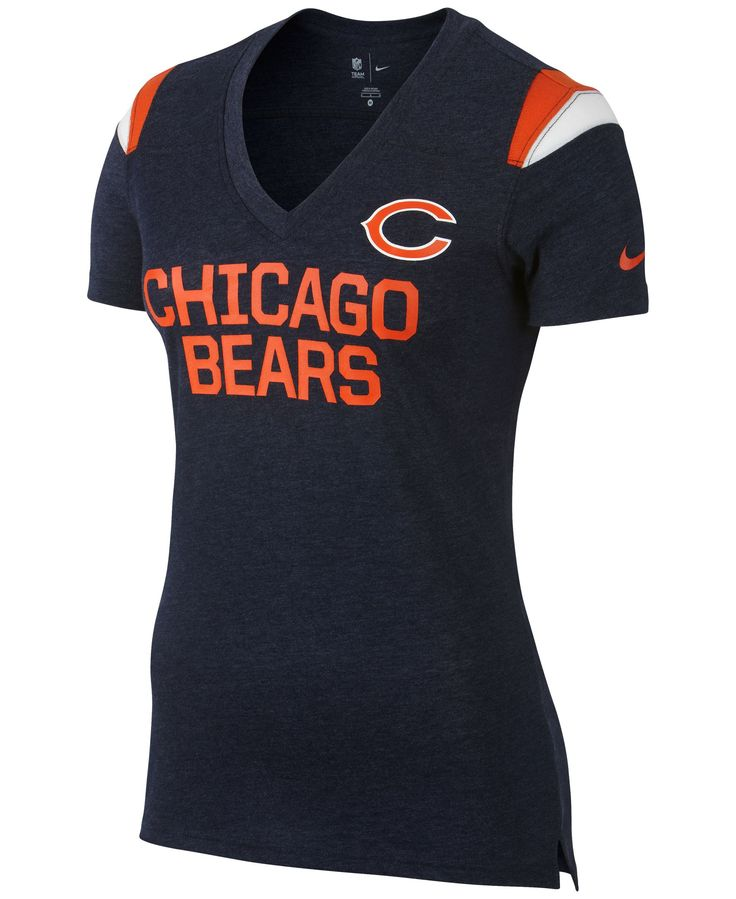 Nike Women's Chicago Bears Fan T-Shirt