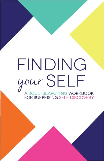 Finding Yourself: A Soul-Searching Workbook for Surprising Self Discovery. Grab your copy on PositivelyPresent.com!