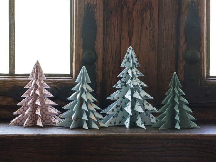 DIY – Fold træer