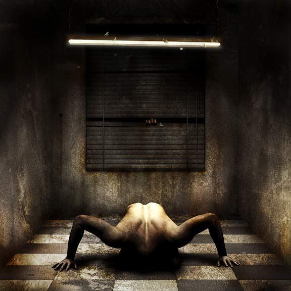 Fear of truth. David Ho. David Ho creates dark digital art with irony.