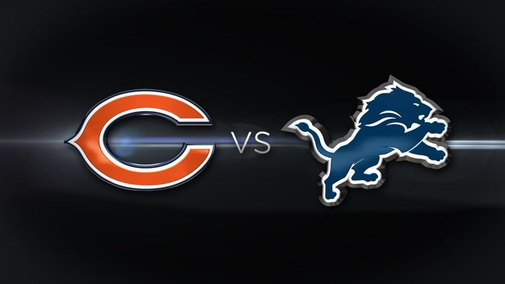 @FOX – Chicago Bears vs Detroit Lions live Stream