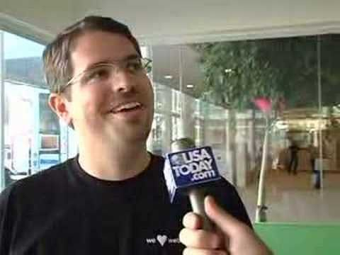 Matt Cutts, Mr Google SEO himself!  www.effortless.it