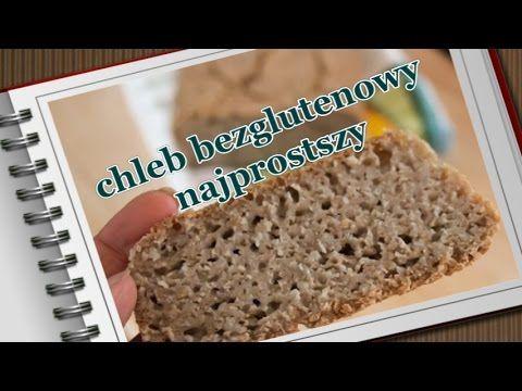 Chleb bezglutenowy - najprostszy przepis!