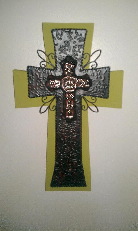 Metal Cross Wall Decor 58 best crosses, crucifixe, etc. images on pinterest | wooden