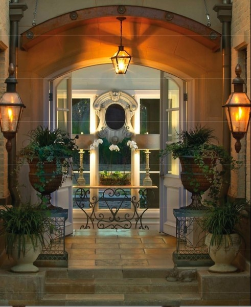 Beautiful Front Hall And Staircase: 1042 Best Beautiful Entry Images On Pinterest