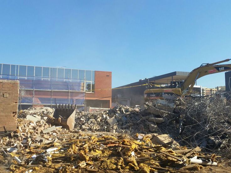 We offer a number of services in conjunction with our demolition services. We are licensed, insured and experienced to do all of the following throughout a demolition project, including; decommissioning, site preparation, site rehabilitation, land remediation, and even the removal of hazardous materials such as asbestos.