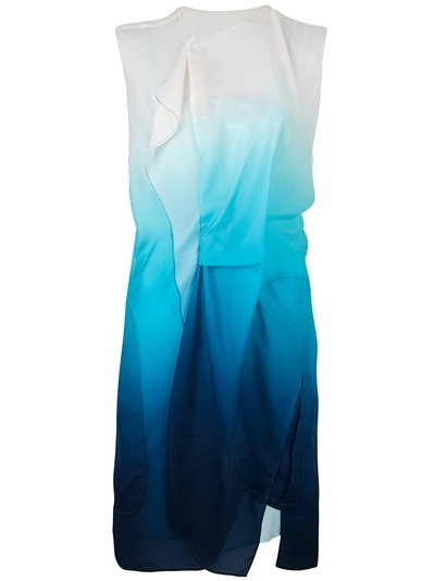 Blue ombre | ACNE Alexis Dress