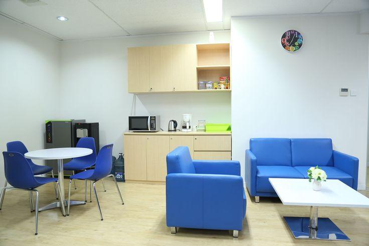 Changyou Office Interior - pumainterior.com