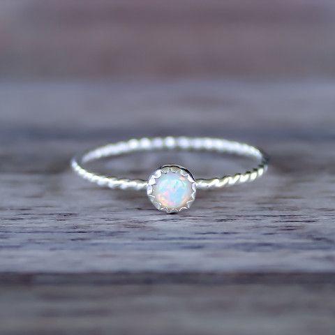 Mermaid Opal Ring | Bohemian Jewelry | Indie and Harper