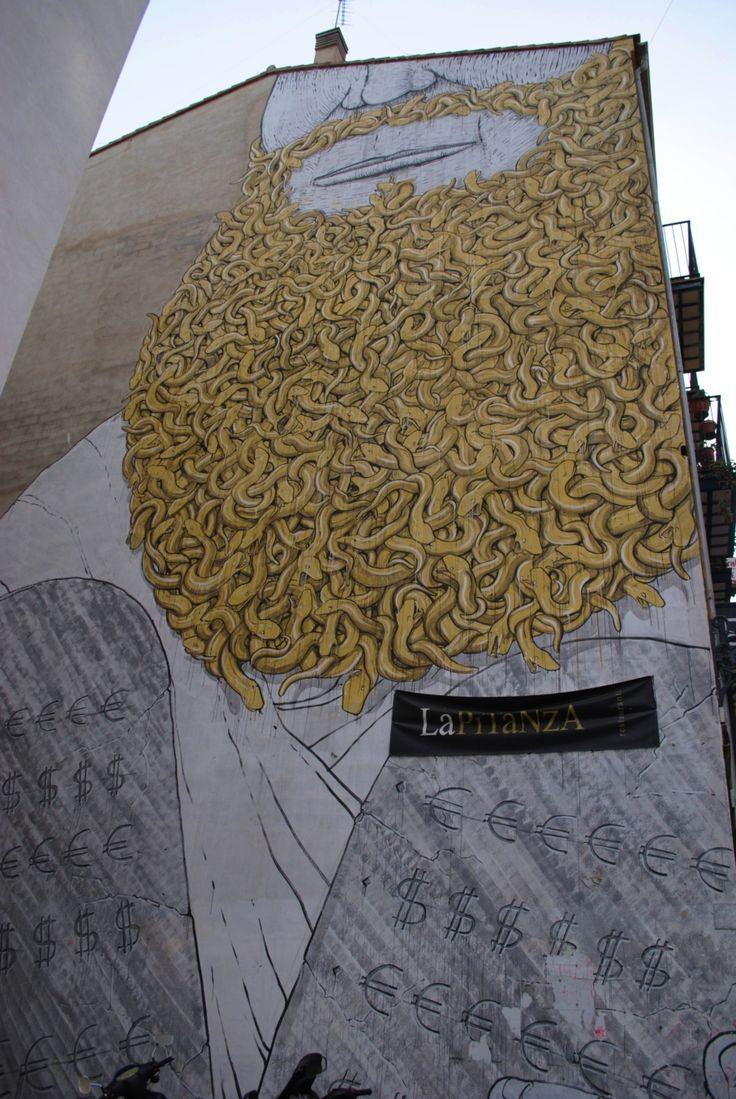 Street Art a Valencia | Artribune
