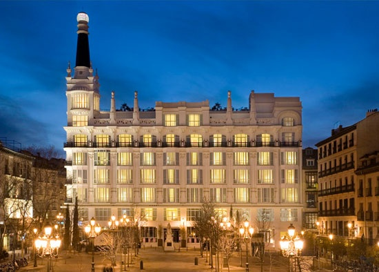 Me Madrid Reina Victoria Madrid Hotels Spain Hotels Hotels Madrid Spain