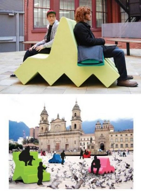 Coolest Benches From Around The World