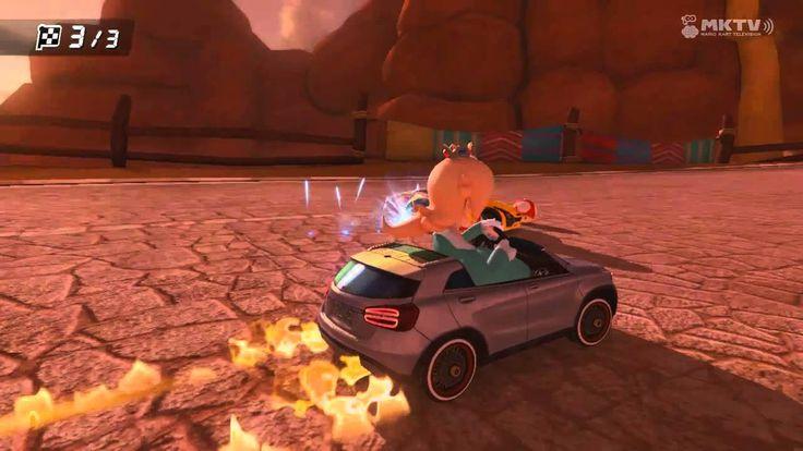 Wii U - Mario Kart 8 - Deserto di Tartosso