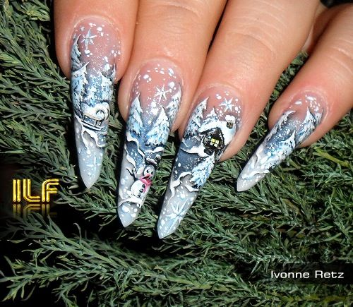 nail art Ivonne Retz -facebook beautiful