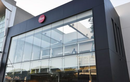 Leica's Luxe Camera Store and Gallery Opens on Beverly Blvd - Now Open - Racked LA