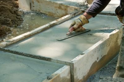 How to Form a Concrete Sink