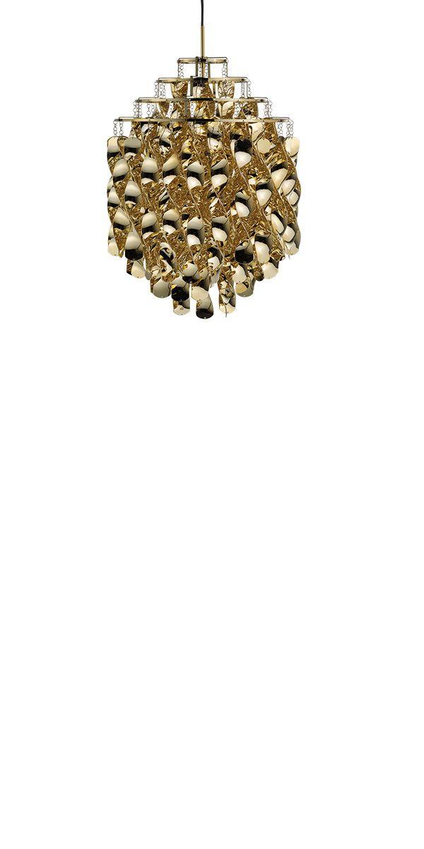 SPIRAL SP01 - Pendant designed in 1969 by Verner Panton