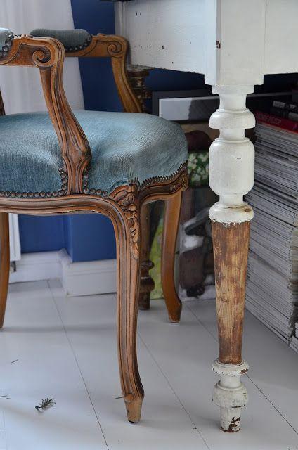 Old furniture- love it!